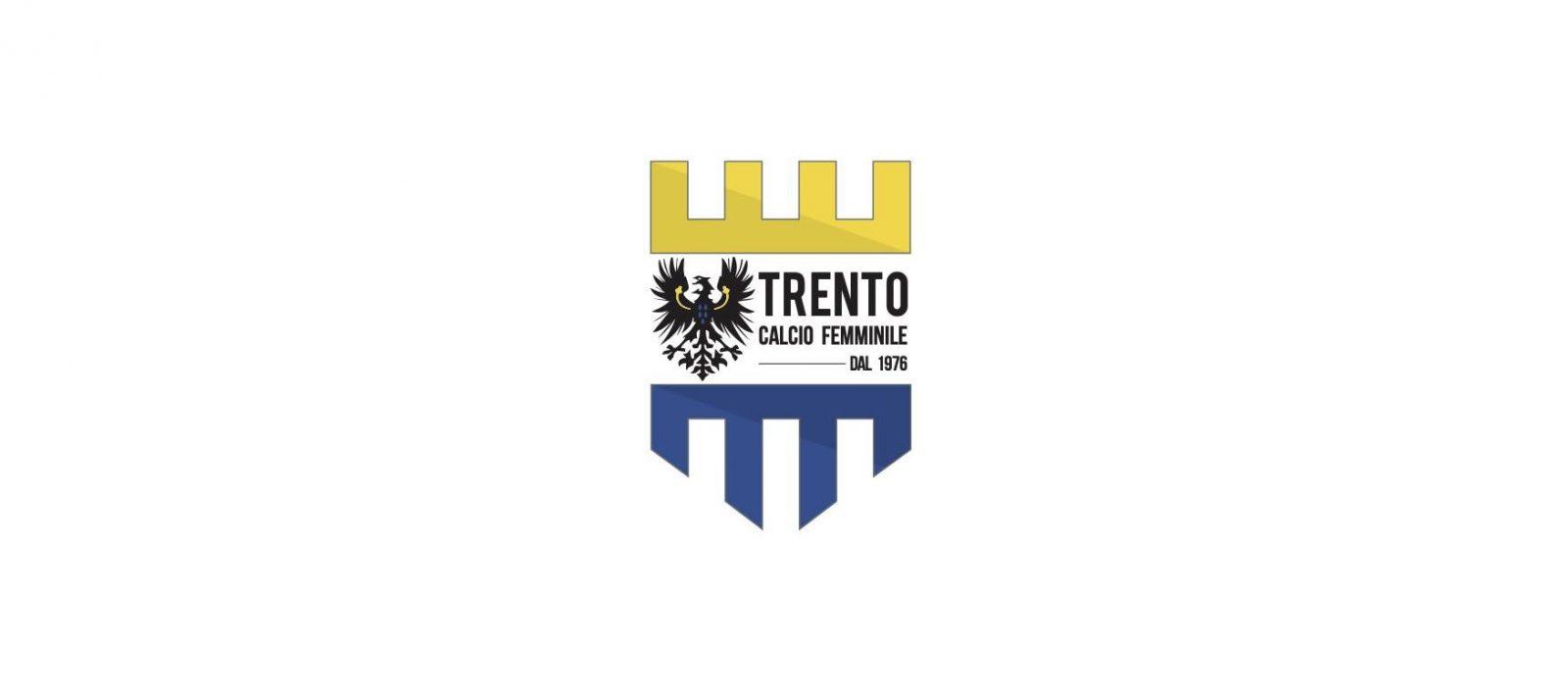 Restyling logo Acf Trento calcio femminile